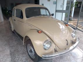Volkswagen Fusca 1986 1600cc Álcool 0km