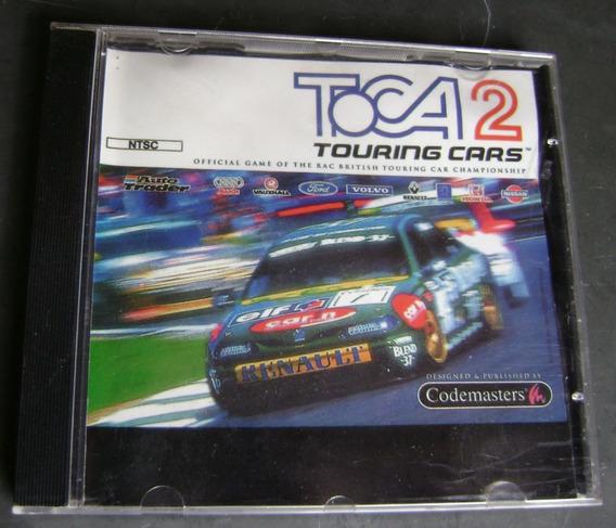 Playstation 1 Original Hidden Toca 2 Touring Cars