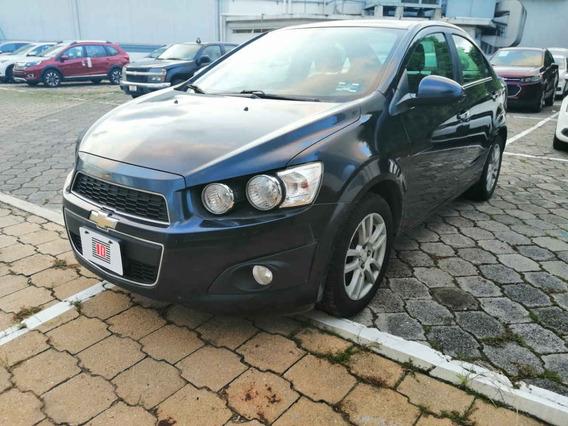 Chevrolet Sonic 2016 4p Ltz L4/1.6 Aut