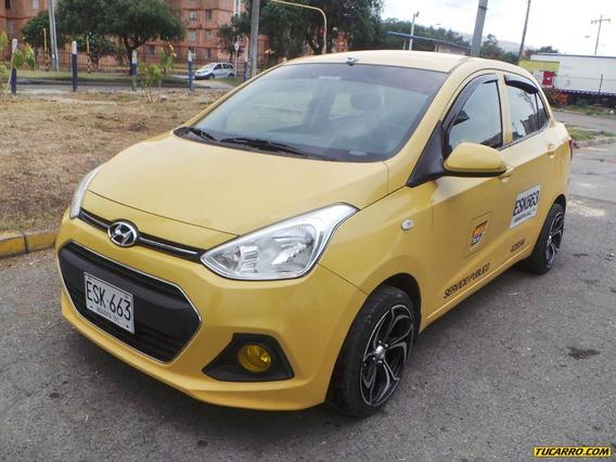 Taxis Hyunday Grand I10 Gls Mt 1250 Cc Aa