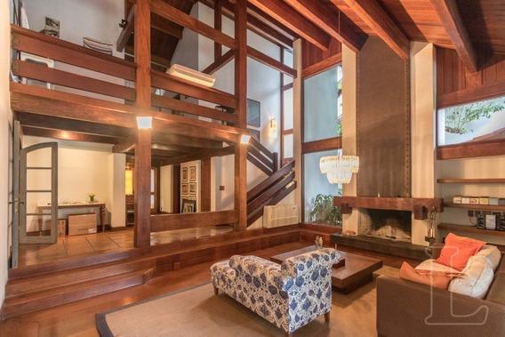 Casa Em Cristal Com 5 Dormitórios - Lu271217