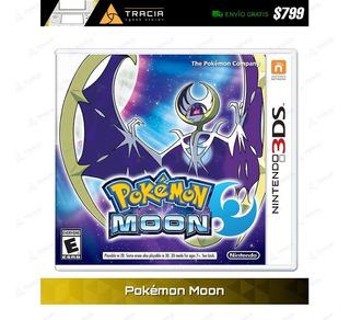 [ Pokémon Moon ] Luna Nuevo New 3ds Xl   Tracia