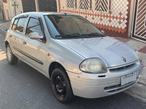 Renault Clio 1.0 4p Rl 8v