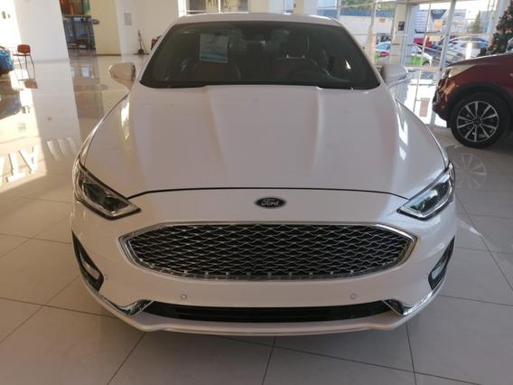 Ford Fusion Titanium 2020