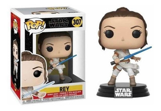 Funko Pop Rey Star Wars # 307