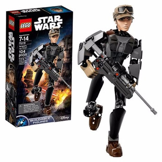 Bundle Sargento Jyn Erso Lego 75119 (2 Pzas Iguales)