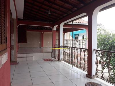 Casa À Venda 3 Quartos Santa Helena Contagem. - Ca0588