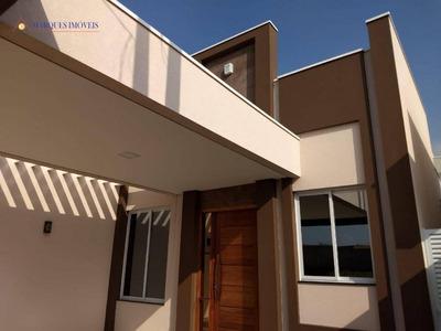 Casa Residencial À Venda, Jardim Park Real, Indaiatuba - Ca6477. - Ca6477