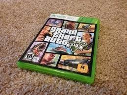 Gta V Xbox 360 Semi Novo