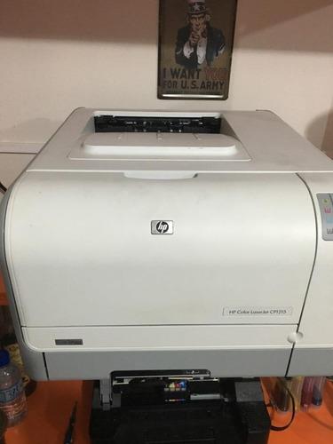 HP CP1215 COLOR LASERJET PRINTER DRIVER PC