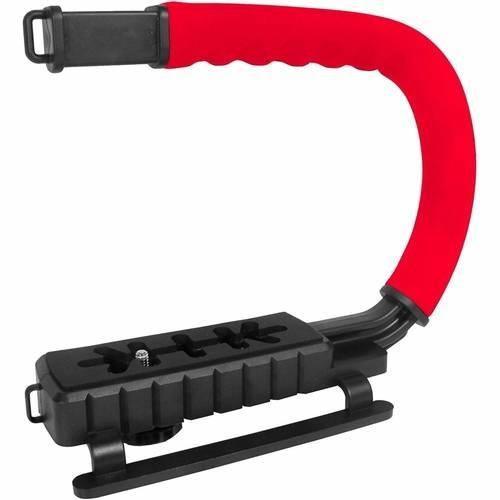 Grip E Estabilizador De Mão Para Câmera - Vivitar