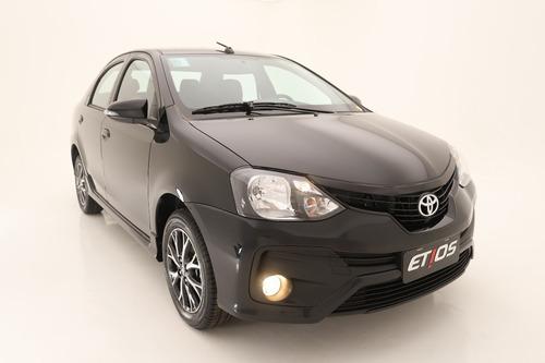 Imagen 1 de 13 de Toyota Etios C/gnc Xls 6mt 4p  C/garantía