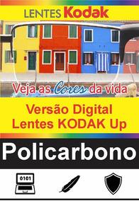 0ecd41d2f Lentes Policarbonato Crizal - Óculos no Mercado Livre Brasil