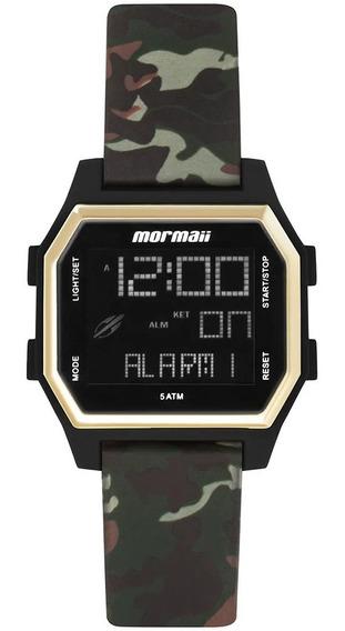 Relógio Mormaii Feminino Original Mo3124ac/8d - Promoção