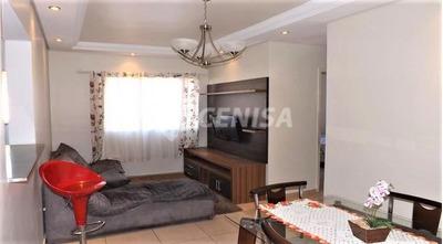 Apartamento Residencial À Venda, Condomínio Spazio Illuminare, Indaiatuba - Ap0468. - Ap0468