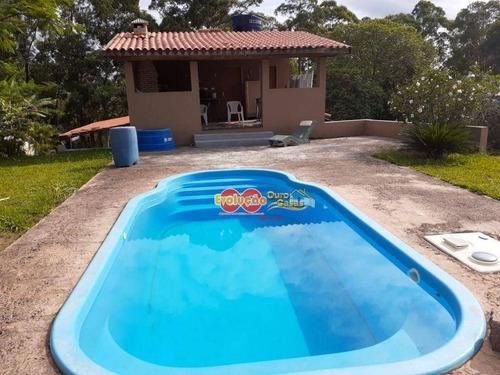 Imagem 1 de 18 de Chácara - Vivendas Do Engenho D Água - Ch0789