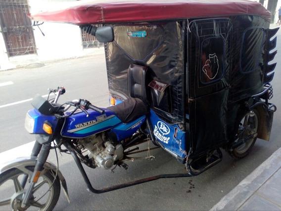 Mototaxi Marca Wanxin
