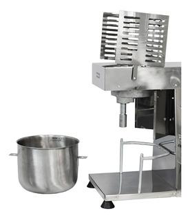 Batidora Mecanica 12 Litros Metvisa Ideal Gastronomia