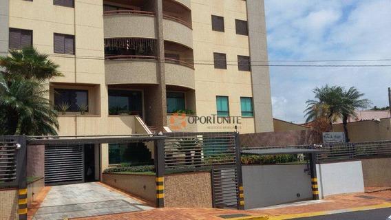 Apartamento 3 Dorm 1 Suíte 2 Vagas Vila Seixas- Ribeirão Preto - Ap1102