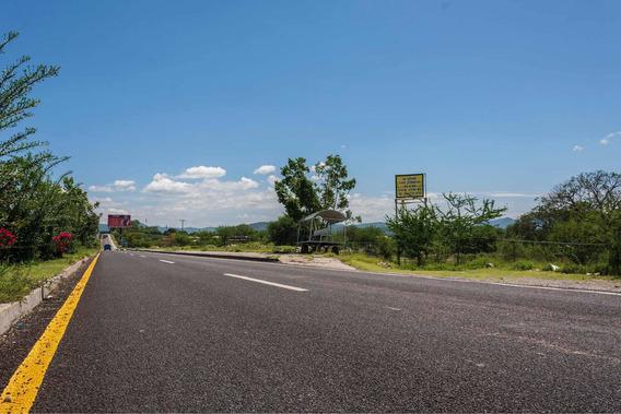 Terreno Rústico, Excelente Ubicación Carretera A Cuautla.
