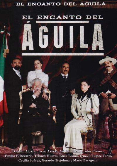 El Encanto Del Aguila Damian Alcazar Mini Serie Dvd