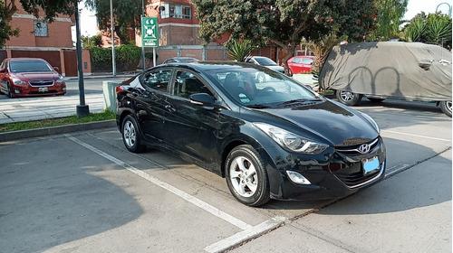 Hyundai Elantra 2013 (version Gl)