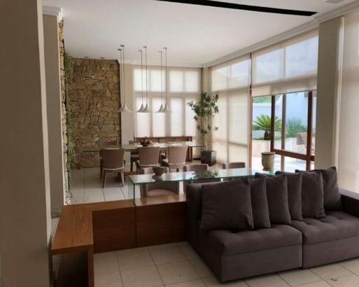 Excelente Casa Com 4 Suítes, Piscina, Sauna E Espaço Gourmet! - 4057