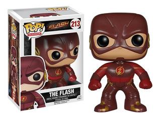 Flash Figura Pop #213 Tipo Funko Popjugueteria Medrano