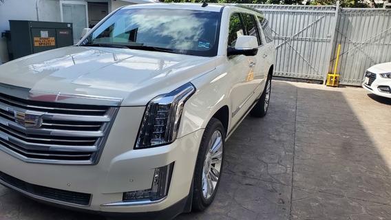 Cadillac Escalade 6.2 Paq P Premium 4x4 At