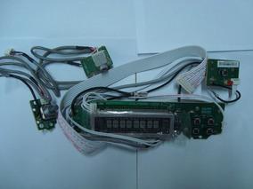 Placa Frontal Display Completa Philips Hts3011/55, Usada