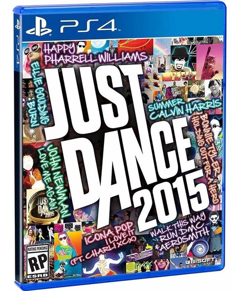 Just Dance 2015 - Midia Fisica Original E Lacrado - Ps4