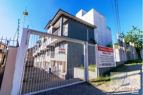 Casa Com 3 Dormitórios À Venda, 114 M² Por R$ 430.000,00 - Tristeza - Porto Alegre/rs - Ca0636