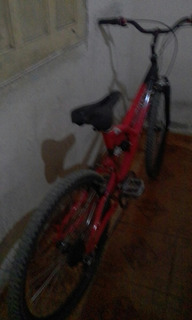 Bicicleta 6 Velocidade Só Tem Câmbio Traseiro
