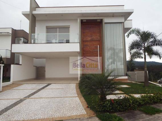 Casa De Alto Padrão Venda, 550 M² Por R$ 3.900.000 - Condomínio Bella Citta / Fazenda Rodeio Jardim Marica - Mogi Das Cruzes/sp - Ca0620