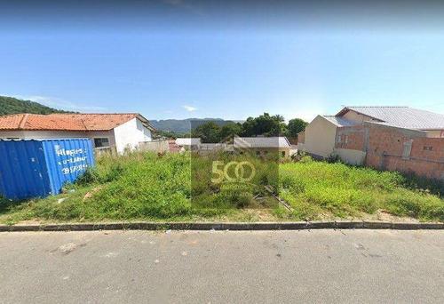 Imagem 1 de 2 de Terreno À Venda, 200 M² Por R$ 104.000,00 - Loteamento Jardins - Palhoça/sc - Te0178