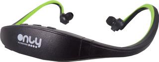 Auricular Only Deportivo Bluetooth Verde