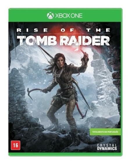 Rise Of The Tomb Raider - Xbox One - Lacrado