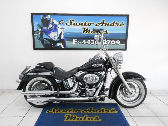 Harley Davidson Softail Deluxe 2014