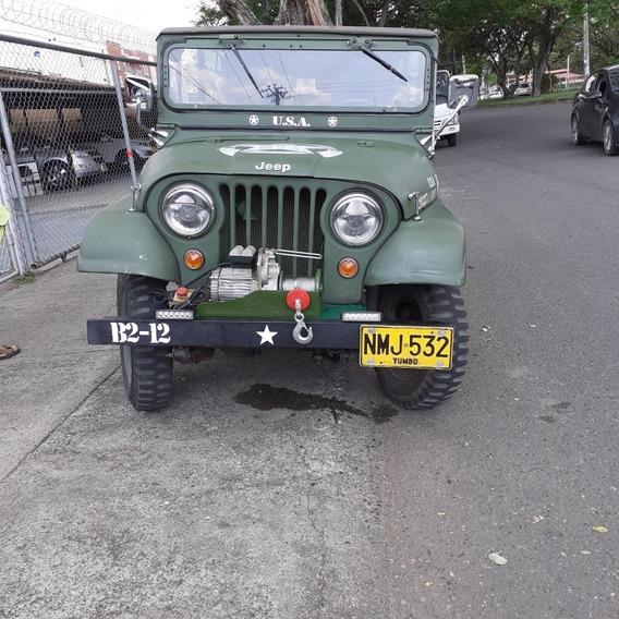 Jeep Willys Hermoso Willys 1955