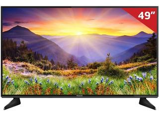 Smart Tv Led 49 Tc-49fx600b Panasonic, 4k Hdmi Usb Com Função Ultra Vivid E Wi-fi Integrado