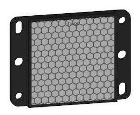 Refletor Para Sensor Fotoeletrico 50x50m; Schneider Xuzc50