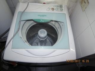 Lavarropas Eslabón De Lujo 7 Kg Carga Superior