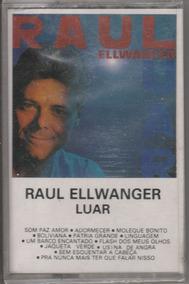 Raul Ellwanger - Fita K7 Luar - 1990 - Lacrada