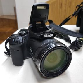 Câmera P900 Coolpix Nikon De 24 A 2000mm - Zoom 83x - 16mp