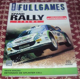 Revista Fullgame Nº 79 Com Jogo Xpand Rally Xtreme