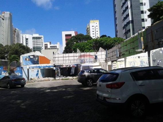 Excelente Terreno Na Av. João De Barros, Recife-pe - Te0024