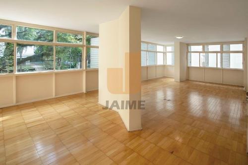 Apartamento Em Excelente Localização,175 M², 3 Quartos, E 1 Vaga - Ja17992