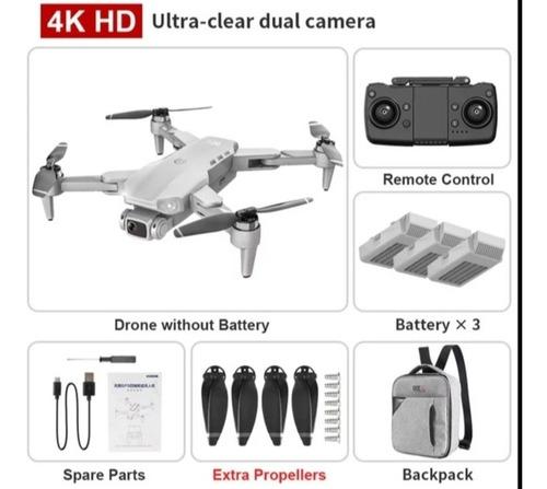 Imagem 1 de 5 de Drone L900 Pro 4k Gps 25 Min Voo Motores Brushless 3baterias