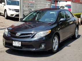 Toyota Corolla 2011 Xle W/moonroof Aa Ee Cd R-16 Abs At