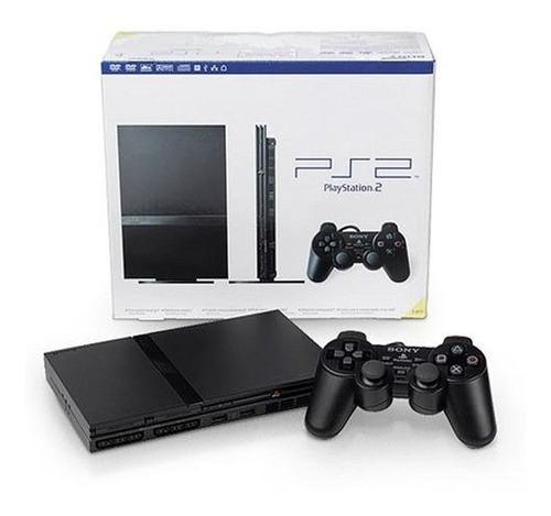Imagen 1 de 2 de Playstation 2 Consola Slim Ps2